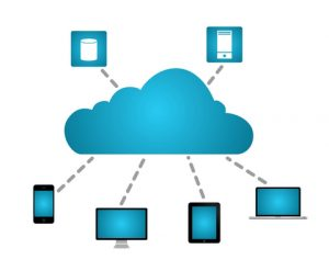 data safe with cloud backup