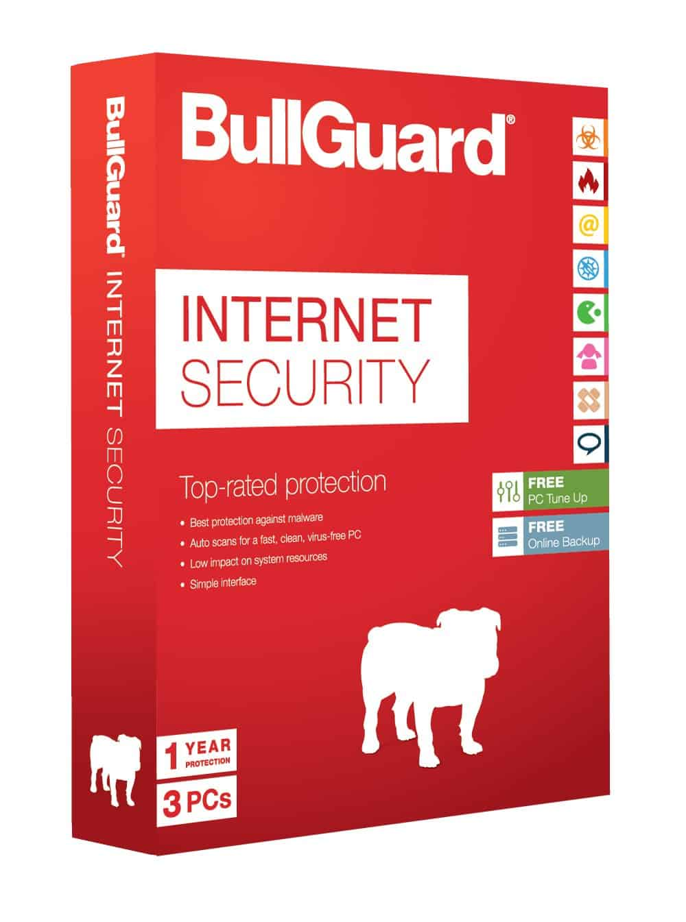 Bullguard internet security products