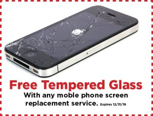 phone screen repair promo code