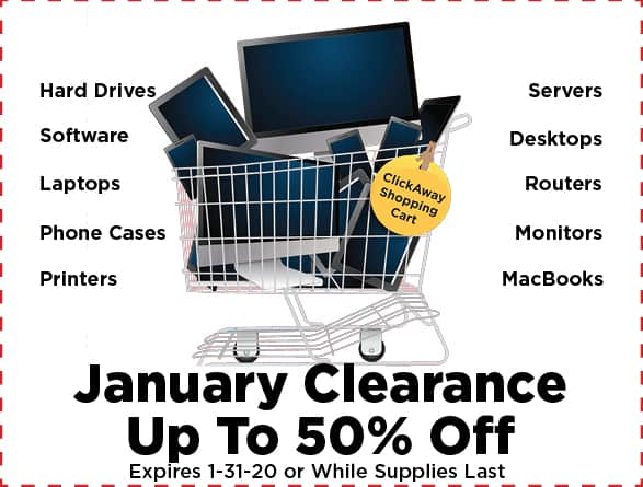 new computer coupons