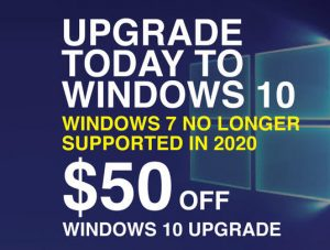 Windows 10 Coupon