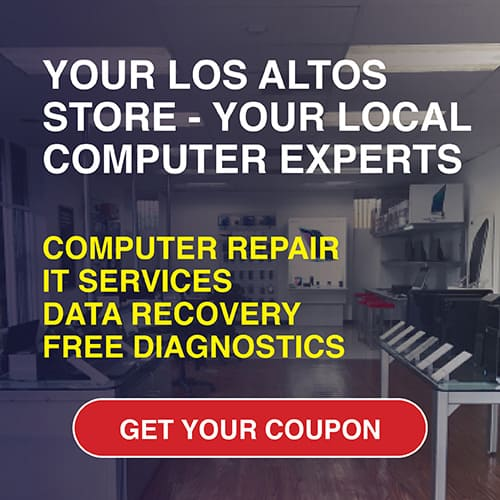 Where can i find computer repair in Los Altos