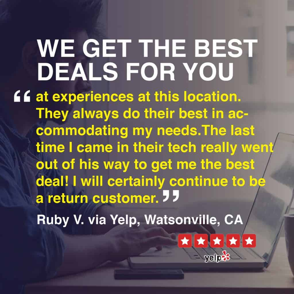 Where can i get my computer repaired in Watsonville