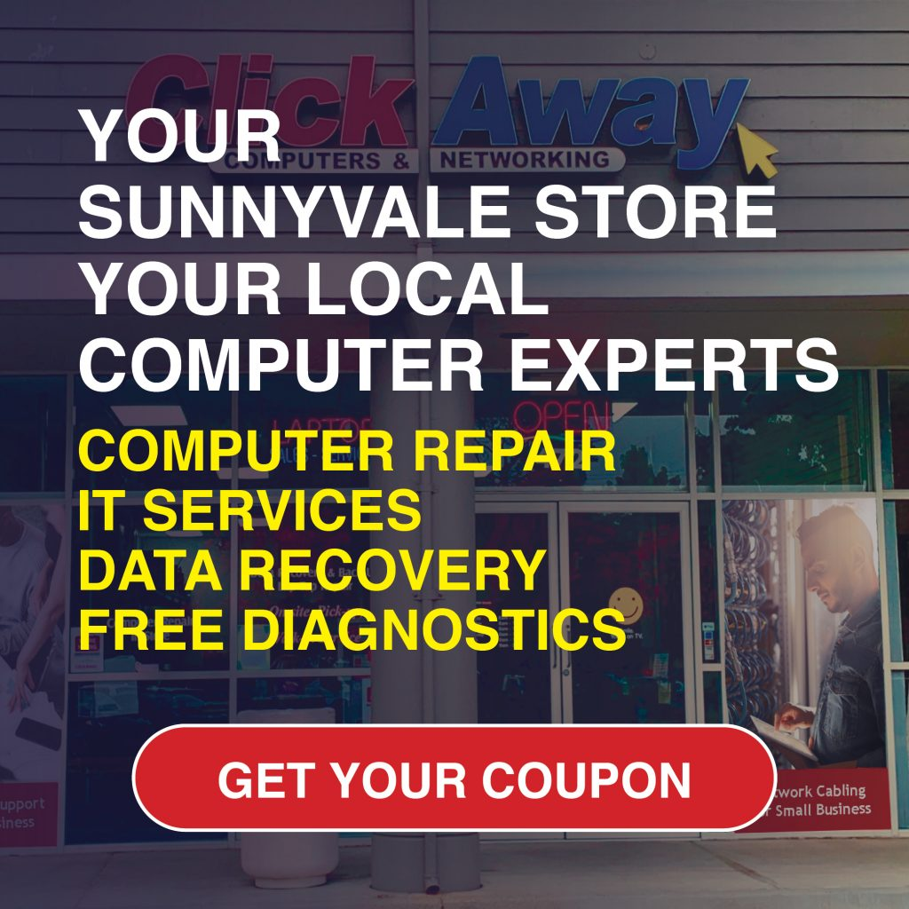 Local Open Computer Store in Sunnyvale