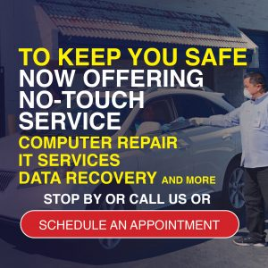 no touch services computer repair
