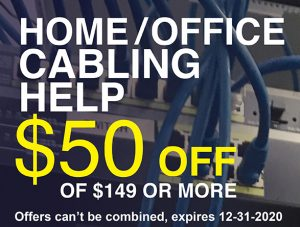 Coupon - Home Office cabling help