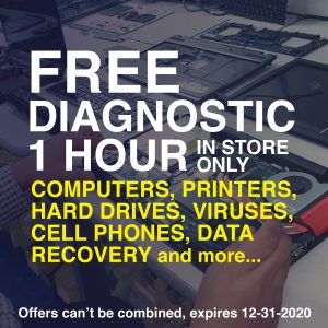 Coupon 1 Hour Diagnostics