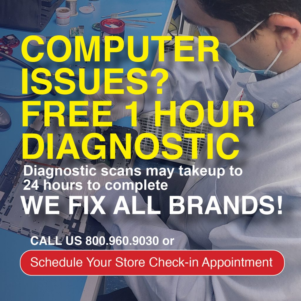 free computer diagnostic near me mobile