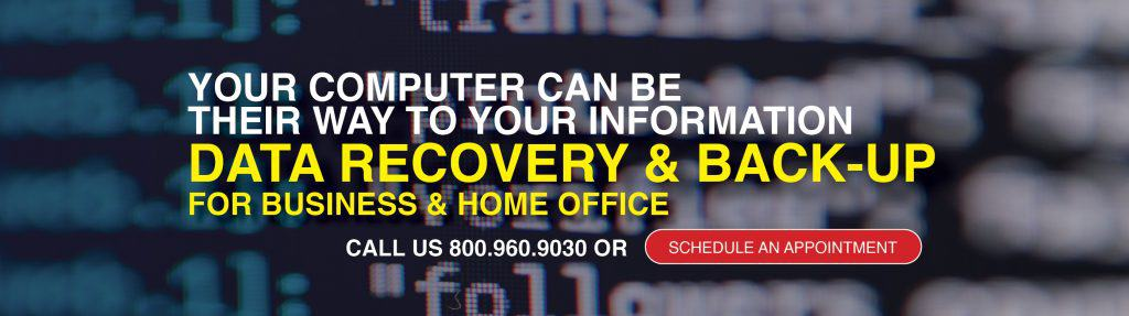 Data recovery for business and home office