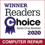 Winner Reasers Choice Santa Cruz Sentinel 2020