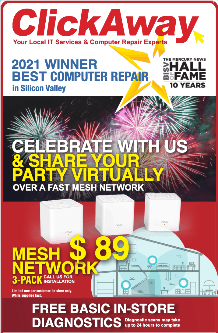 AD for 4th of July